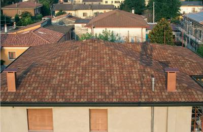 Master Coppo kőzúzalékos tetőzsindely2 - tető ötlet, modern stílusban