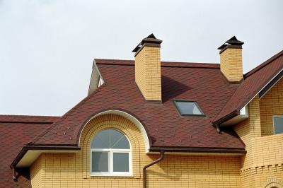 Premium Mosaik kőzúzalékos tetőzsindely - tető ötlet, klasszikus stílusban