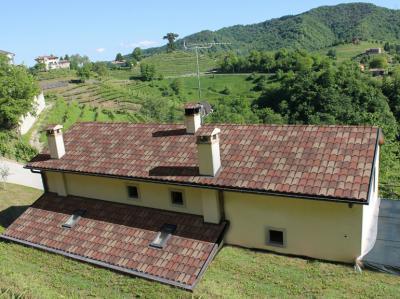 Master Coppo kőzúzalékos tetőzsindely5 - tető ötlet, modern stílusban