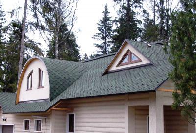 Premium Mosaik kőzúzalékos tetőzsindely3 - tető ötlet, rusztikus stílusban