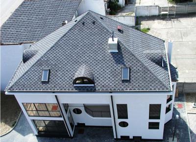 Premium Mosaik kőzúzalékos tetőzsindely4 - tető ötlet, modern stílusban