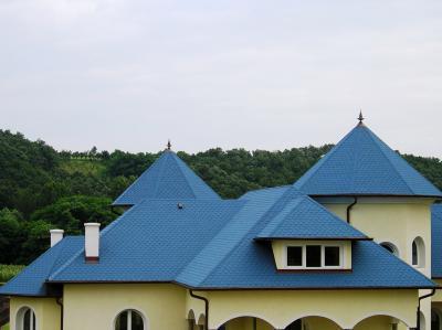 Premium Hódfarkú kőzúzalékos tetőzsindely - tető ötlet, klasszikus stílusban