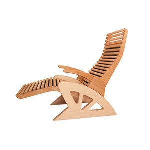 Infrasugárzós szauna fotel