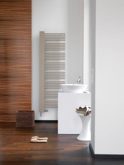 Zehnder Yucca Cover Beige vegyes üzemmód - fürdő / WC ötlet, modern stílusban