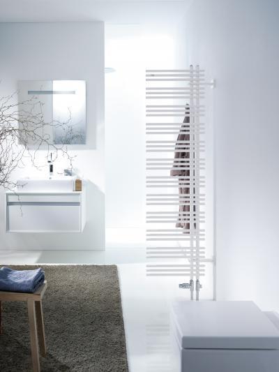 Zehnder Quaro Traffic Wgite elektromos üzemmód - fürdő / WC ötlet, modern stílusban