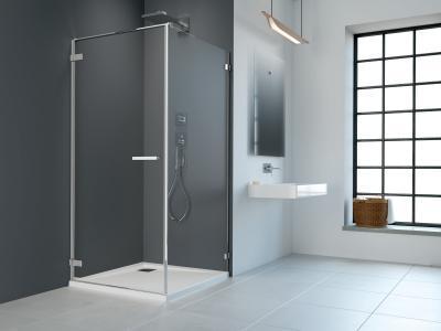 Arta KDJ I szögletes zuhanykabin - fürdő / WC ötlet, minimál stílusban