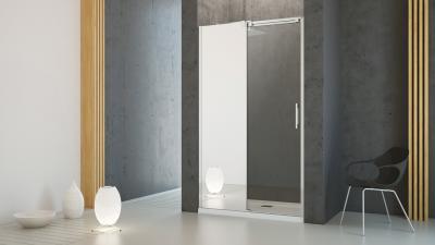 Espera DWJ zuhanyajtó - fürdő / WC ötlet, minimál stílusban
