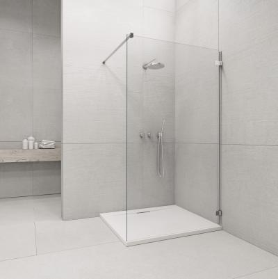 Euphoria Walk-In V zuhanyfal - fürdő / WC ötlet, minimál stílusban