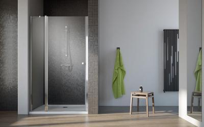 Eos II DWJ zuhanyajtó - fürdő / WC ötlet, modern stílusban
