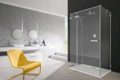 Euphoria KDJ+S szögletes zuhanykabin - fürdő / WC ötlet, modern stílusban