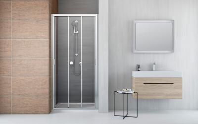 Evo DW szögletes zuhanykabin - fürdő / WC ötlet, modern stílusban