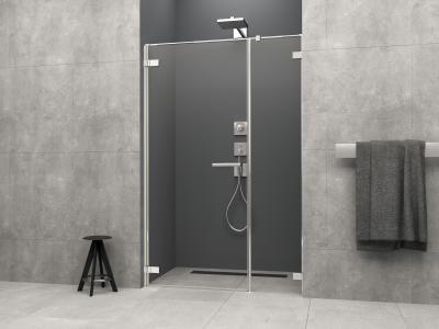 Arta DWS zuhanyajtó - fürdő / WC ötlet, minimál stílusban
