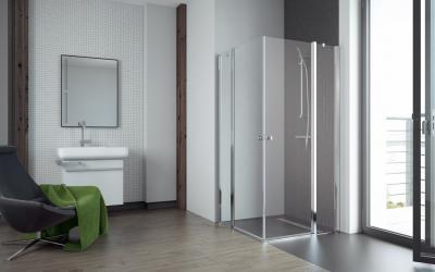 Espera KDD szögletes zuhanykabin - fürdő / WC ötlet, modern stílusban
