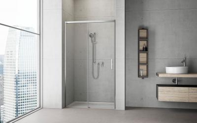 Idea DWJ zuhanyajtó - fürdő / WC ötlet, modern stílusban