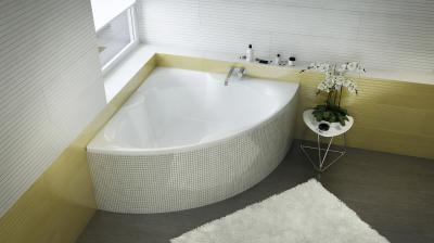 Melody sarokkád - fürdő / WC ötlet, modern stílusban