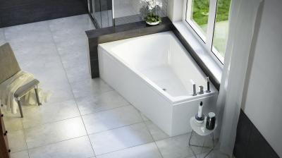 Trinity különleges kád - fürdő / WC ötlet, modern stílusban
