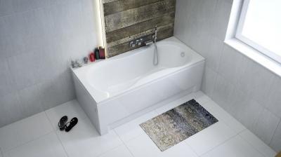 Mars egyenes kád - fürdő / WC ötlet, modern stílusban