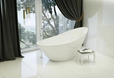 Paradise szabadon álló kád - fürdő / WC ötlet, modern stílusban