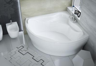 Ancona sarokkád - fürdő / WC ötlet, modern stílusban