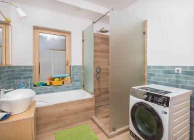 Fix üvegfalak - fürdő / WC ötlet