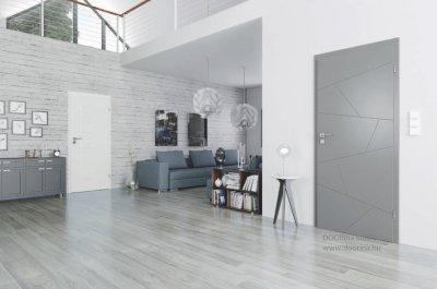 A - nappali ötlet, modern stílusban