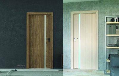 Edzett üveges ajtó - a légies elegancia - garázs ötlet