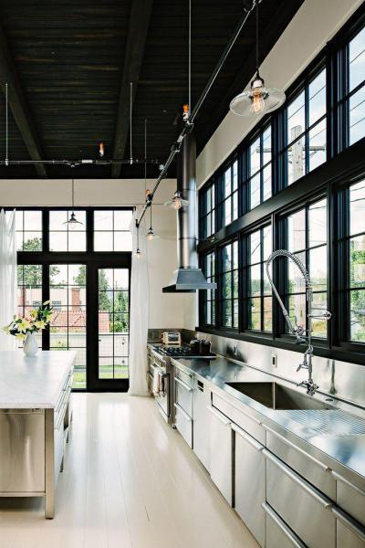 Loft16 - tetőtér ötlet, modern stílusban