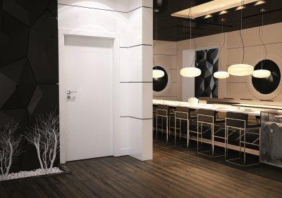 Egyszerűség jegyében - konyha / étkező ötlet, modern stílusban