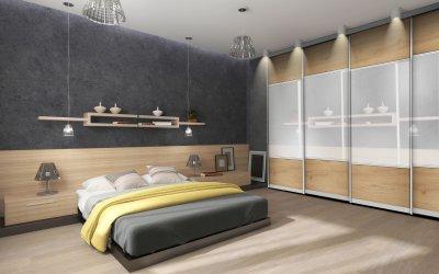 Hálószoba - háló ötlet