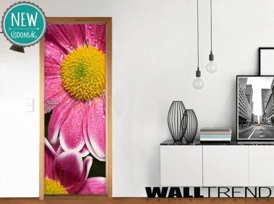 AT 015 Margaréta ajtófólia - nappali ötlet, modern stílusban