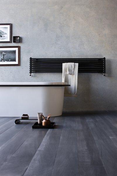 LOOP RADIÁTOR | SENIA RADIÁTOR - fürdő / WC ötlet, modern stílusban