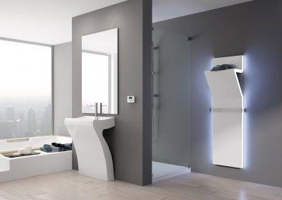 STRETCH RADIÁTOR | SENIA RADIÁTOR - fürdő / WC ötlet