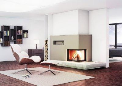 HOXTER ECKA 67/45/51h sarokkandalló - nappali ötlet, modern stílusban