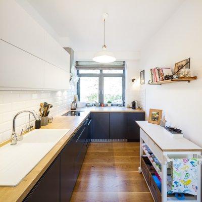 Családi ház 2017 - konyha / étkező ötlet, modern stílusban