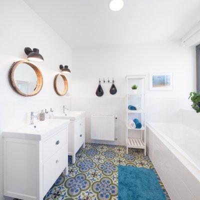 Családi ház 2017 - fürdő / WC ötlet