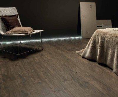 Csempepont - DOM Ceramiche Logwood - háló ötlet, modern stílusban