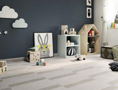 Csempepont - DOM Tweed - gyerekszoba ötlet, modern stílusban
