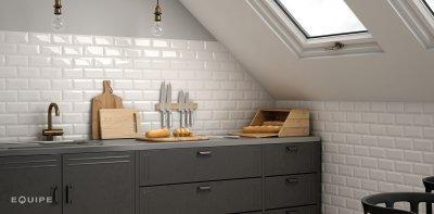 Csempepont - Equipe Metro - konyha / étkező ötlet, modern stílusban