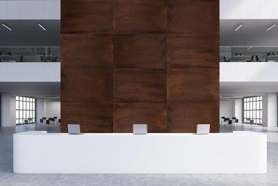Metalegance - dolgozószoba ötlet, modern stílusban