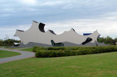Különleges tető - tető ötlet, modern stílusban