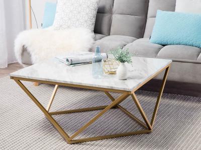 Design dohányzóasztal - nappali ötlet, modern stílusban