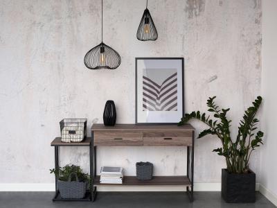 Design függő lámpák - előszoba ötlet, rusztikus stílusban