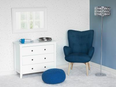 Elegáns állólámpa - nappali ötlet, modern stílusban