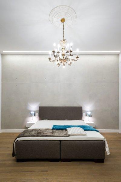 Asztali fények - háló ötlet, modern stílusban