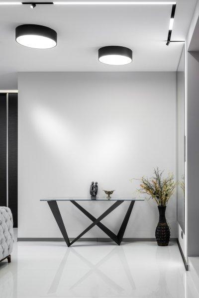Minimalista design lámpák - előszoba ötlet, modern stílusban