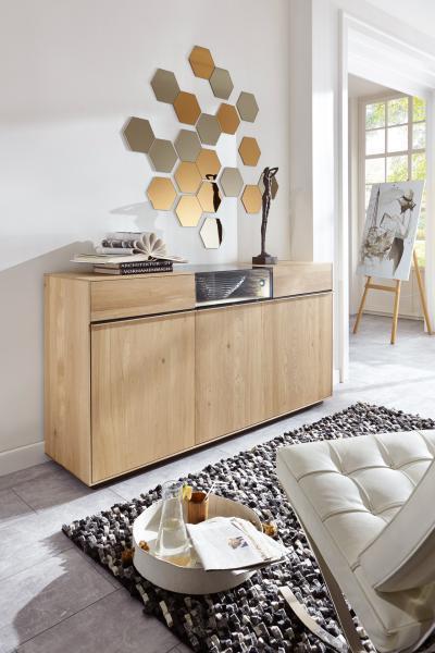 Modern tárolóbútor a nappaliban - nappali ötlet, modern stílusban