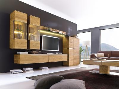 Különleges bútorok a nappaliban - nappali ötlet, modern stílusban