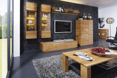 Lebegő tárolók a nappaliban - nappali ötlet, modern stílusban