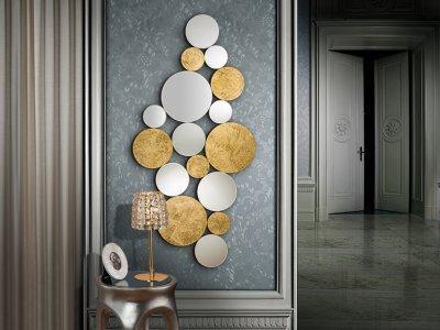 Lakás dekoráció, Cirze - előszoba ötlet, klasszikus stílusban