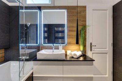 Fürdőszoba - fürdő / WC ötlet